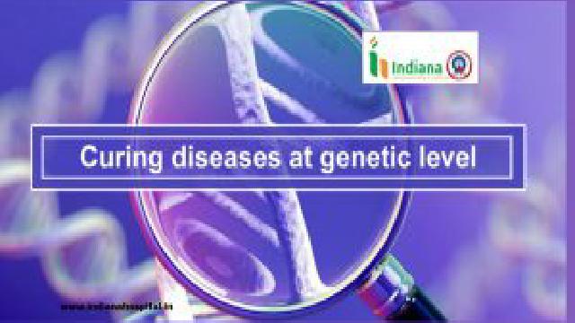 Genetic diseases | Curing diseases at the genetic level