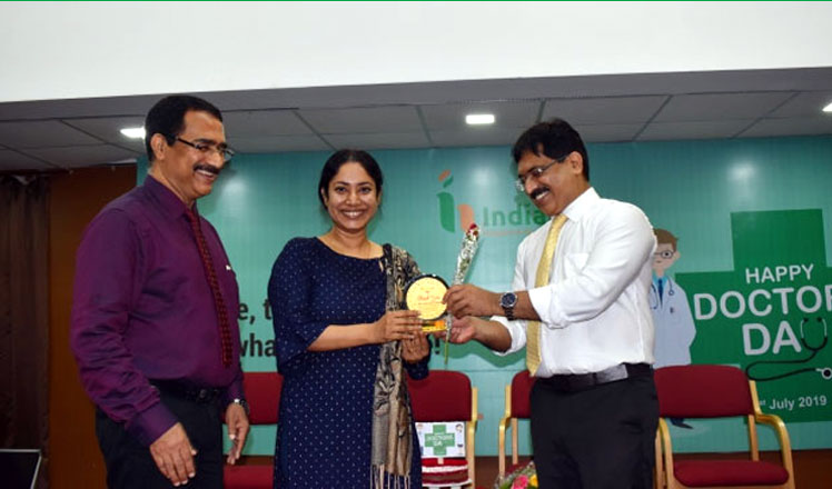 Indiana Hospital & Heart Institute Ltd celebrated Doctors Day