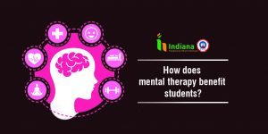 How does mental therapy benefit students | Indiana Hospital And Heart Institute