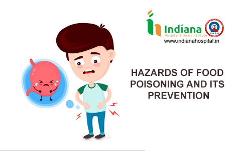 Hazards of Food Poisoning and its prevention