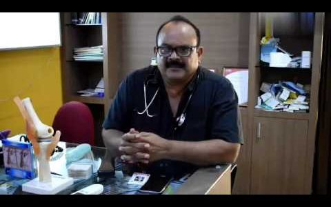 Information about ORTHOPEDIC Department from DR Naveen Chandra Alva , Senior Consultant Orthopaedic Surgeon