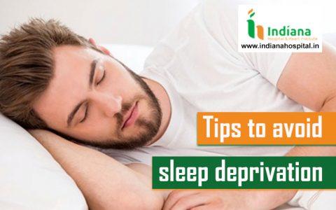 Tips to avoid Sleep deprivation | Health Tips