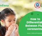 How to Differentiate Between Flu and Coronavirus